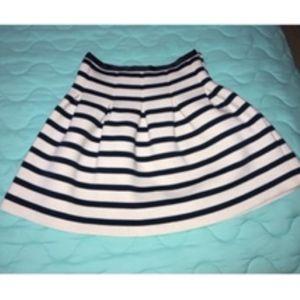 Dresses & Skirts - Striped cupcake skirt